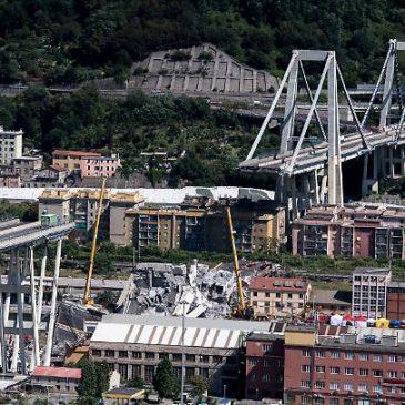 Genova colpita deve riprendersi il suo futuro