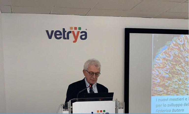 """Federico Butera al convegno: """"Il quadrato della radio"""", Orvieto, 25 maggio 2019"""