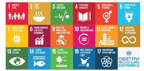 Obiettivi dello sviluppo sostenibile