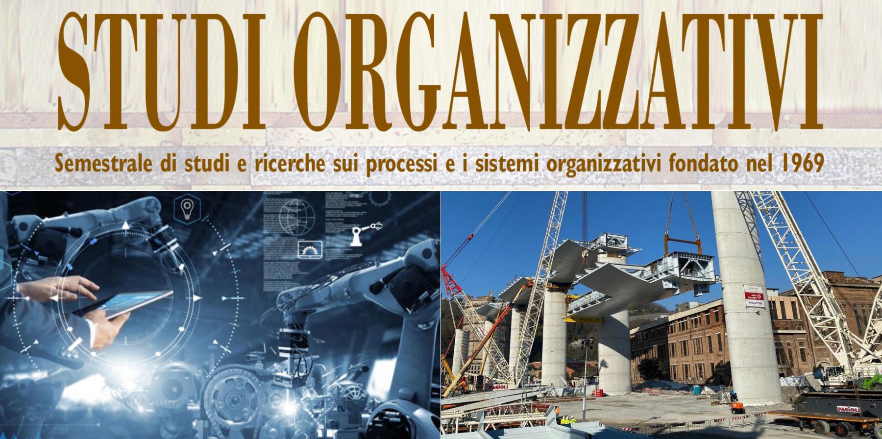 Progettare insieme tecnologia organizzazione e lavoro