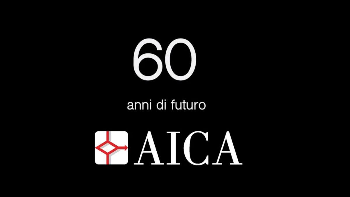 60 anni di futuro AICA